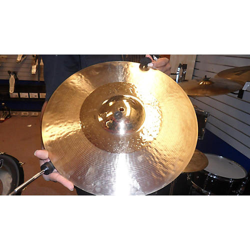 Zildjian 18in K Custom Hybrid Crash Cymbal