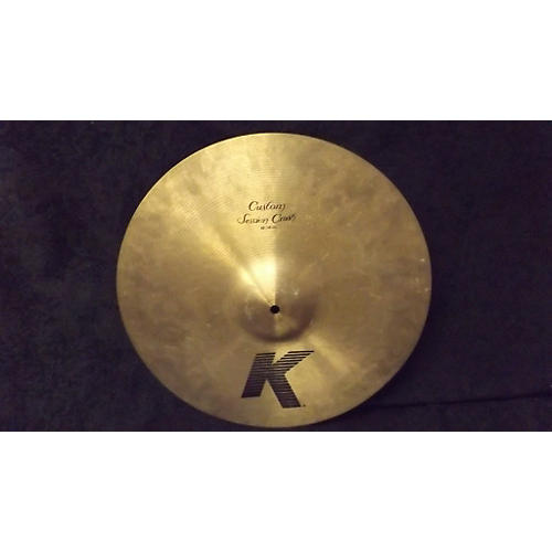 Zildjian 18in K Custom Session Crash Cymbal