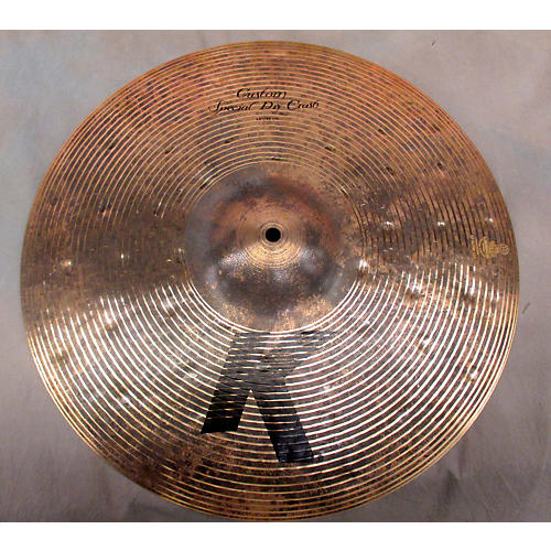 Zildjian 18in K Custom Special Dry Crash Cymbal