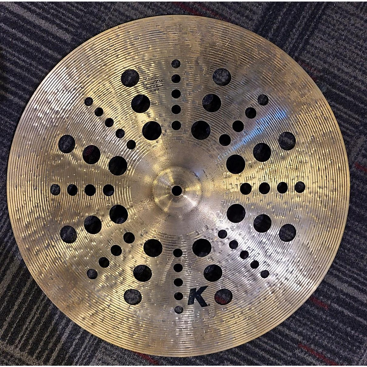 Zildjian 18in K Custom Special Dry Trash China Cymbal