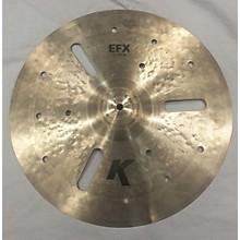 Zildjian 18in K EFX Crash Cymbal