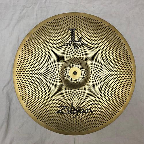 Zildjian 18in L80 SILENT RIDE Cymbal