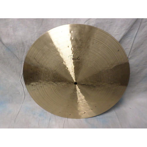 Paiste 18in Light Traditional Flat Ride Cymbal
