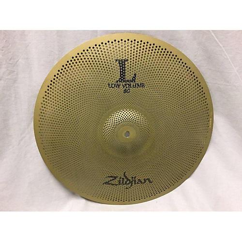 Zildjian 18in Low Volume 80 Ride Cymbal