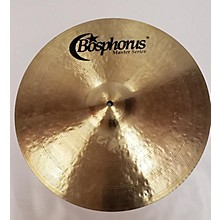 Bosphorus Cymbals 18in M18C Master Crash Cymbal