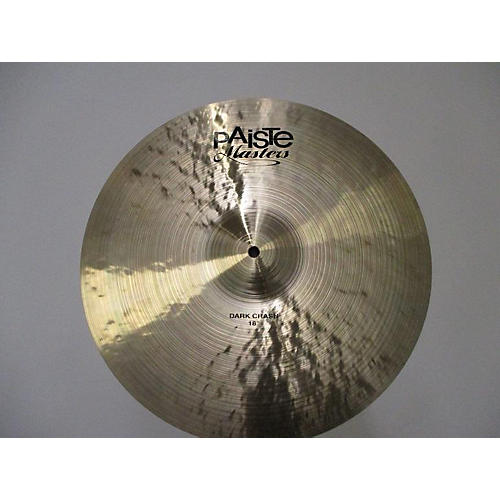 Paiste 18in MASTERS DARK CRASH Cymbal