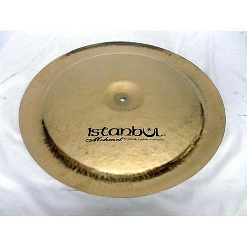 Istanbul Mehmet 18in Marmara Series China Cymbal