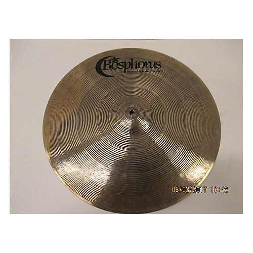 Bosphorus Cymbals 18in New Orleans Crash Cymbal