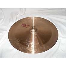 Paiste 18in PST7 CHINA Cymbal