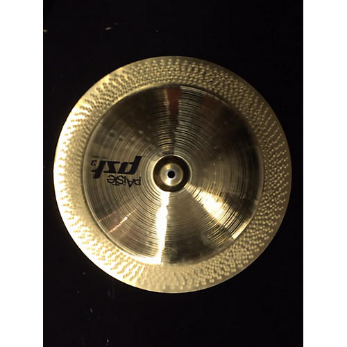 Paiste 18in Pst3 China Cymbal