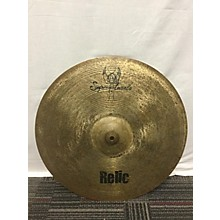 Supernatural 18in RELIC Cymbal