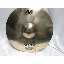 Sabian 18in Raw Bell Crash Cymbal