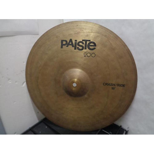 Paiste 18in Ride Cymbal