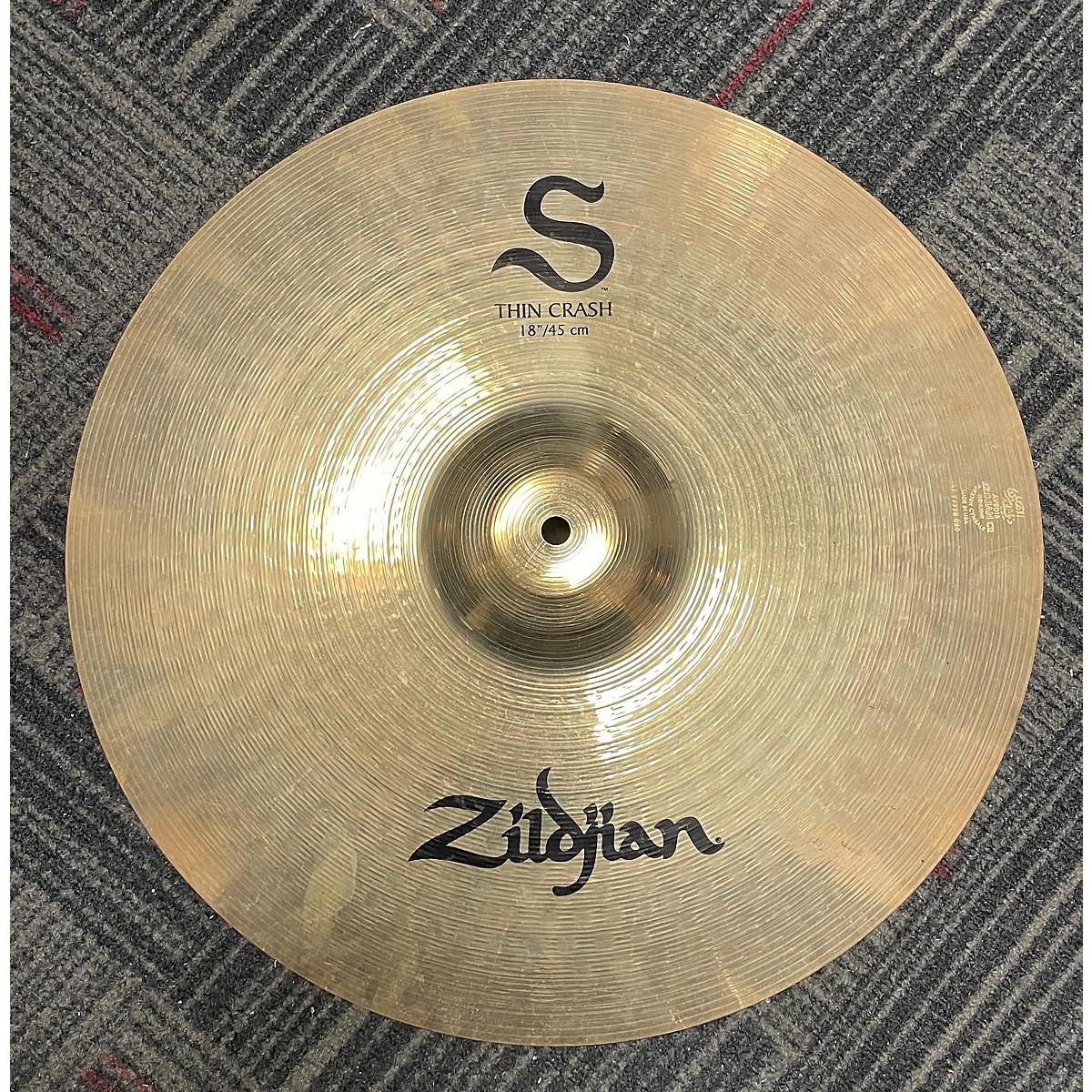 Zildjian 18in S Family Thin Crash Cymbal