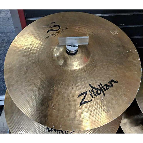 Zildjian 18in S MEDIUM THIN CRASH Cymbal