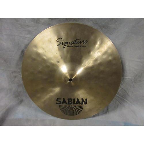 Sabian 18in SIGNATURE FIERCE CRASH Cymbal