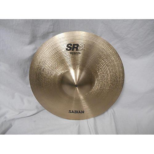 Sabian 18in SR2 Medium Crash Cymbal