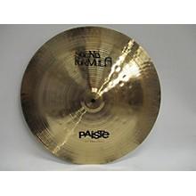 Paiste 18in Sound Formula Thin China Cymbal