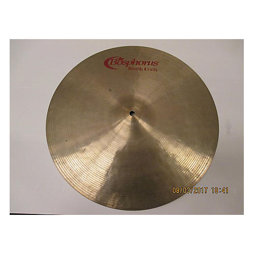 Bosphorus Cymbals 18in Stanton Moore Smash Crash Cymbal