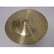 Paiste 18in Thin China Cymbal