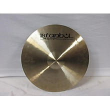 Istanbul Agop 18in Traditional Thin Crash Cymbal