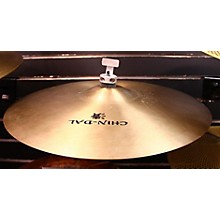 Chin-Dal 18in UNKNOWN Cymbal