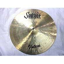 Soultone 18in Vintage Crash Cymbal