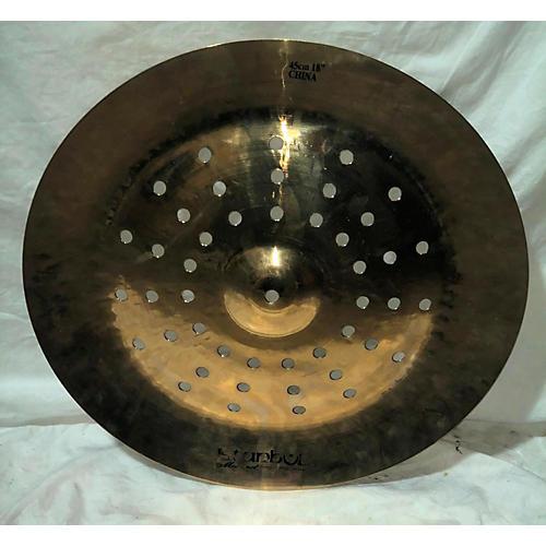 Istanbul Mehmet 18in XRAY MULTI CHINA Cymbal
