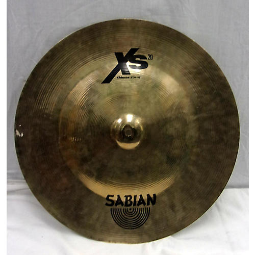 Sabian 18in XS20 Chinese Cymbal