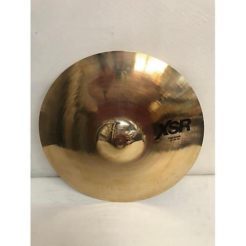 Sabian 18in XSR Series Fast Crash Cymbal