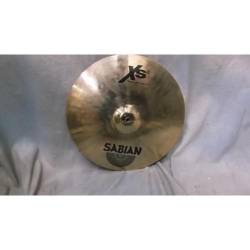 Sabian 18in Xs Cymbal