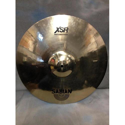 Sabian 18in Xsr Fast Crash Cymbal