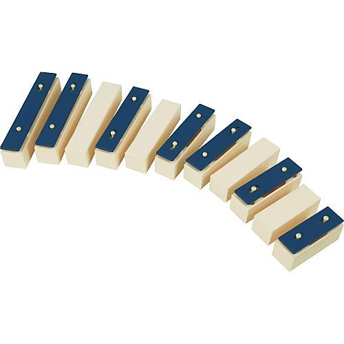 Sonor Orff 19-Bar Chime Bar Set Chromatic Add-On