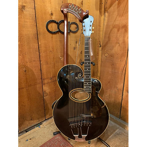 Gibson 1915 U Harp Acoustic Guitar