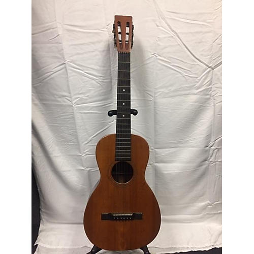 Lyon & Healy 1920s American Conseratory Parlor Acoustic Guitar