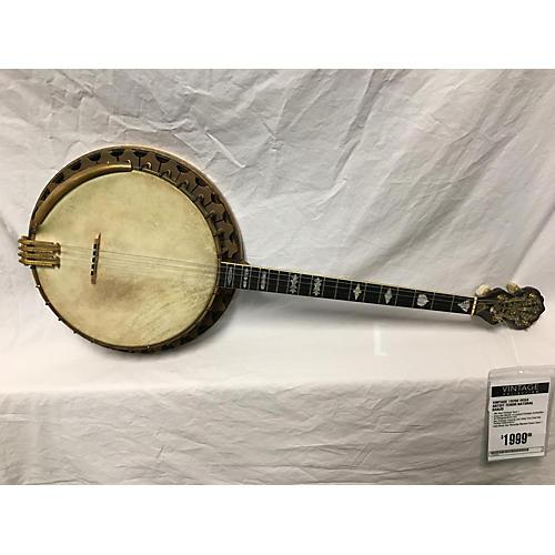 Vega 1920s Artist Tenor Banjo