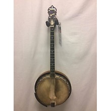 Ludwig 1920s Capitol Tenor OHSC Banjo