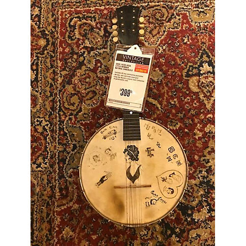 Vega 1920s LITTLE WONDER Banjolele