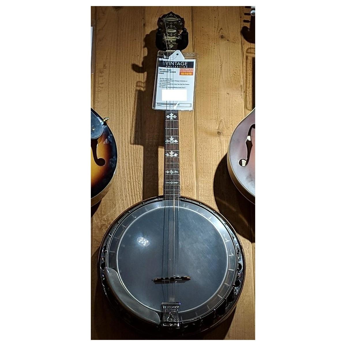 Paramount 1920s Leader Banjo