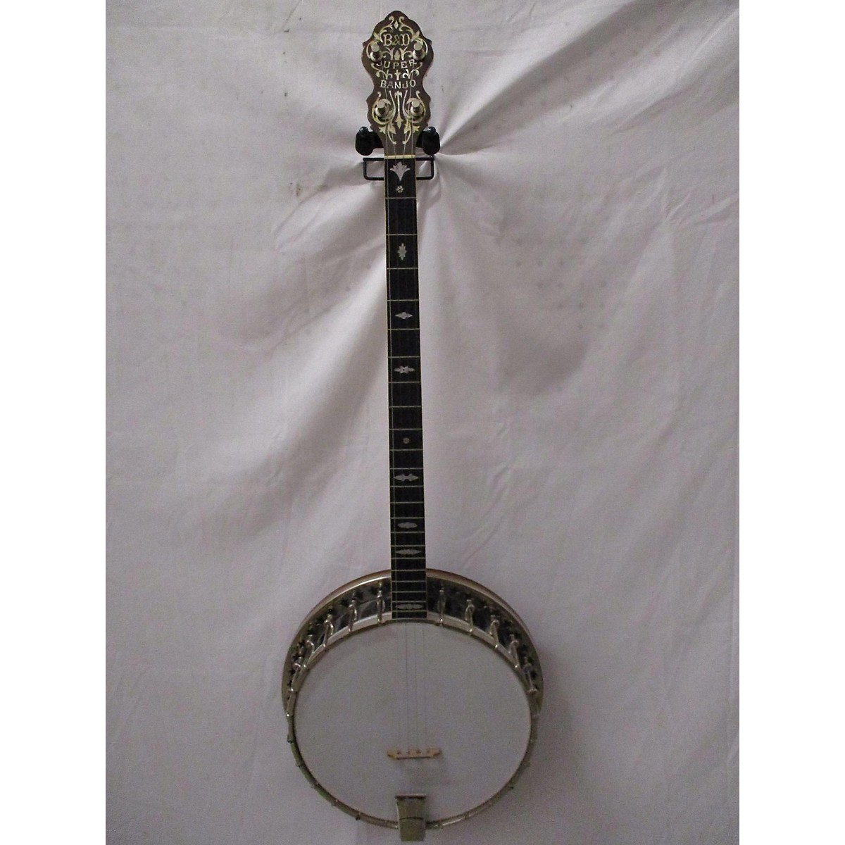Bacon & Day 1920s Super Tenor Banjo