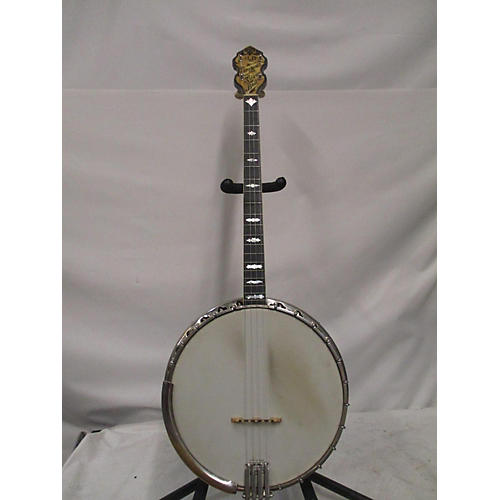Bacon & Day 1930s 1930s Silver Bell Serenader Banjo