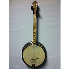 Bacon & Day 1930s 1930's Sultana Silver Bell Tenor Banjo Banjo