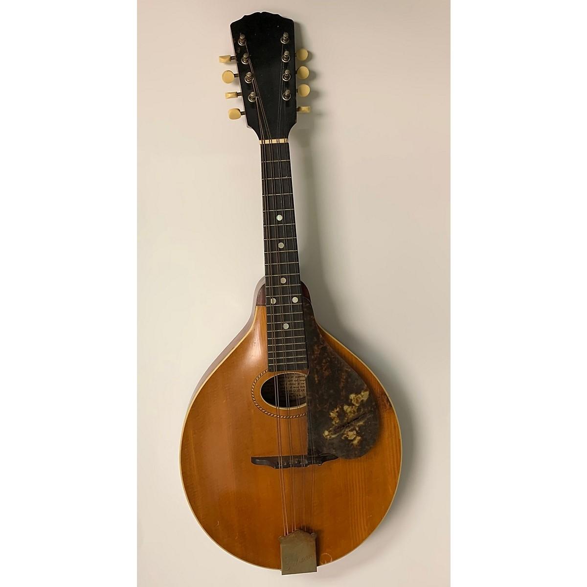 Gibson 1930s A Style Mandolin