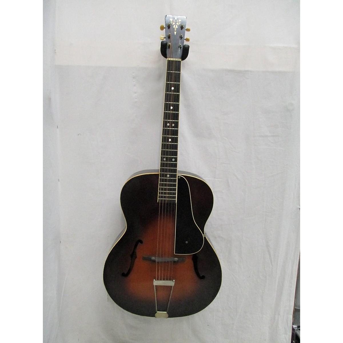 Vega 1930s C Series Archtop Acoustic Guitar