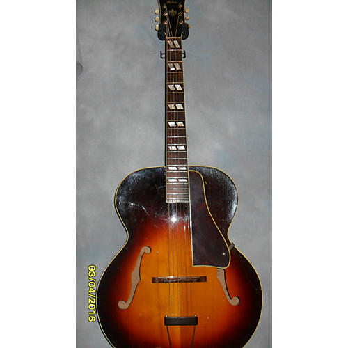 Gibson 1930s L-7 Hollow Body Electric Guitar