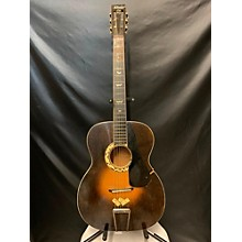Regal 1930s Le Domino Big Boy Acoustic Electric Guitar
