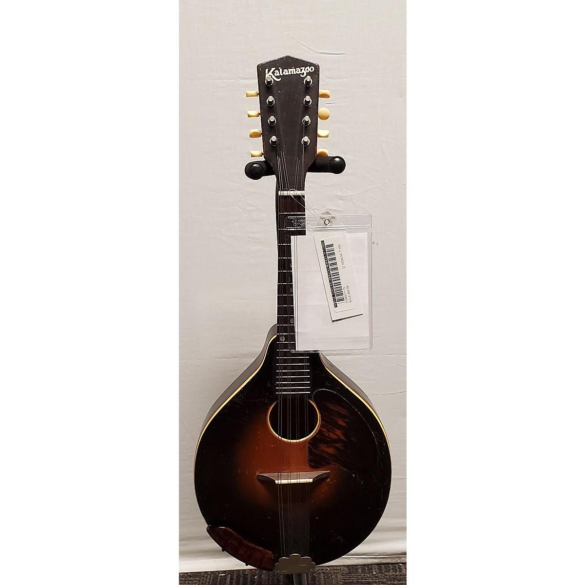 Kalamazoo 1930s Mandolin Mandolin