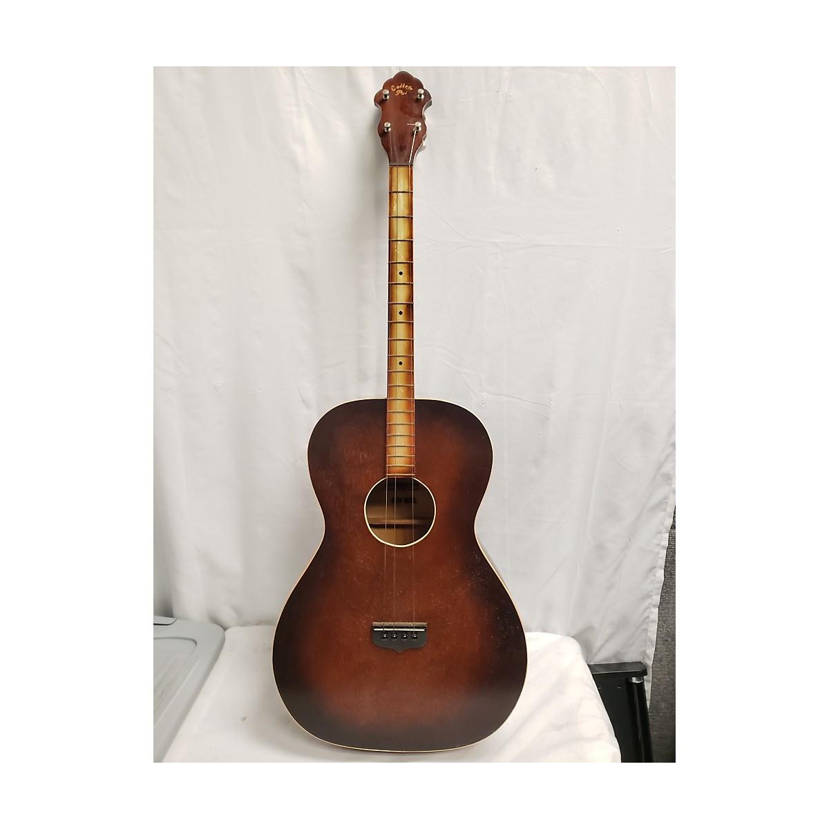 Slingerland 1930s May Bell Tenor Acoustic Guitar