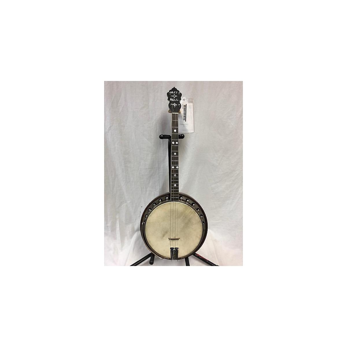 Slingerland 1930s May Bell Tenor Banjo Banjo