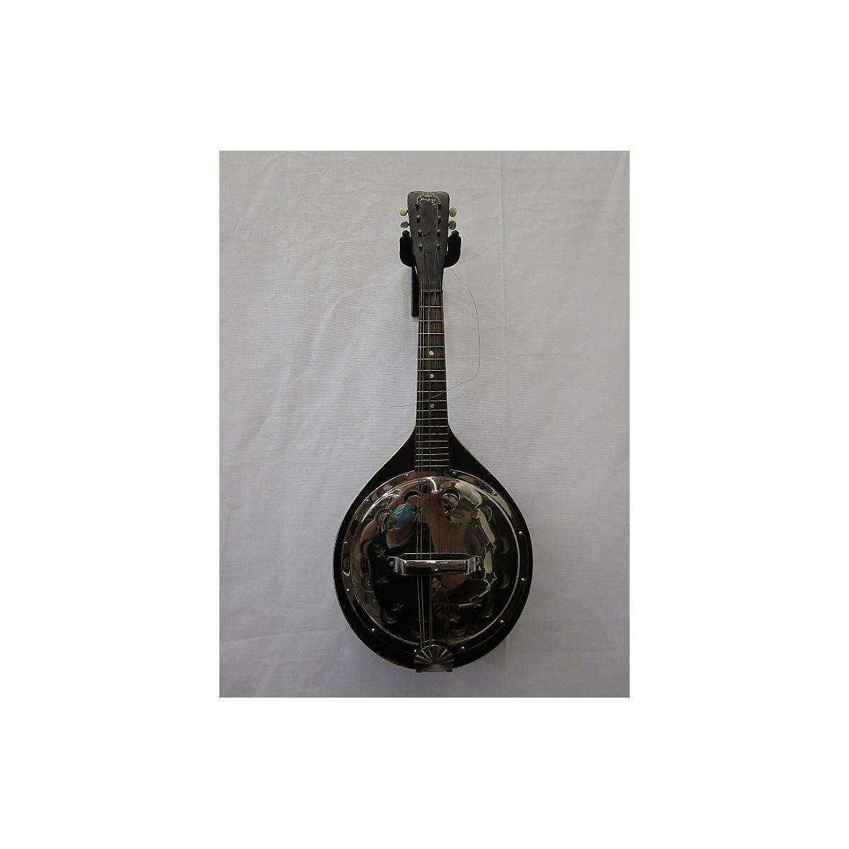 Regal 1930s Resonator Mandolin Mandolin